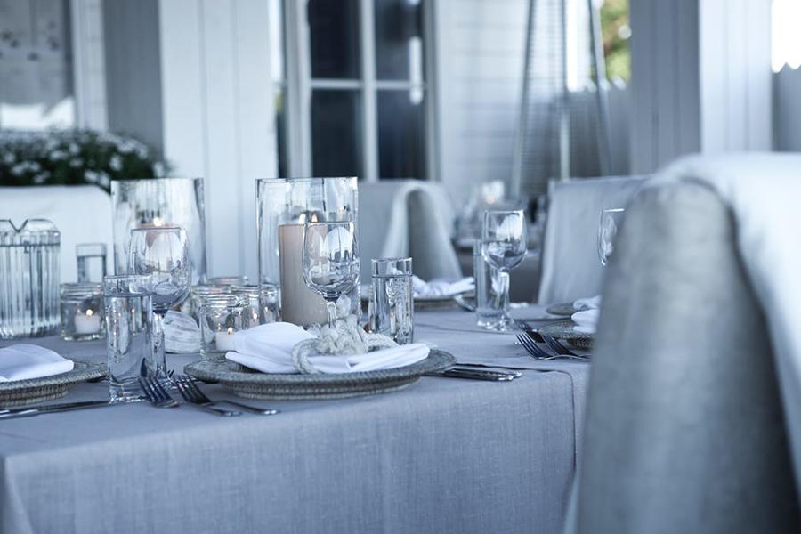 Chronique décoration mariage élégant romantique blanc et argent