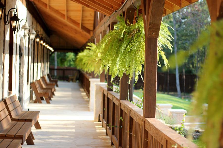 Choisir une salle mariage lyon for Kosten veranda