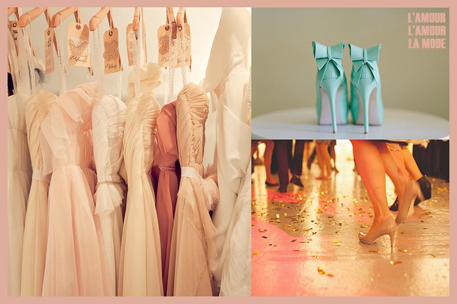 L'Amour L'Amour La Mode salon mariage Lyon