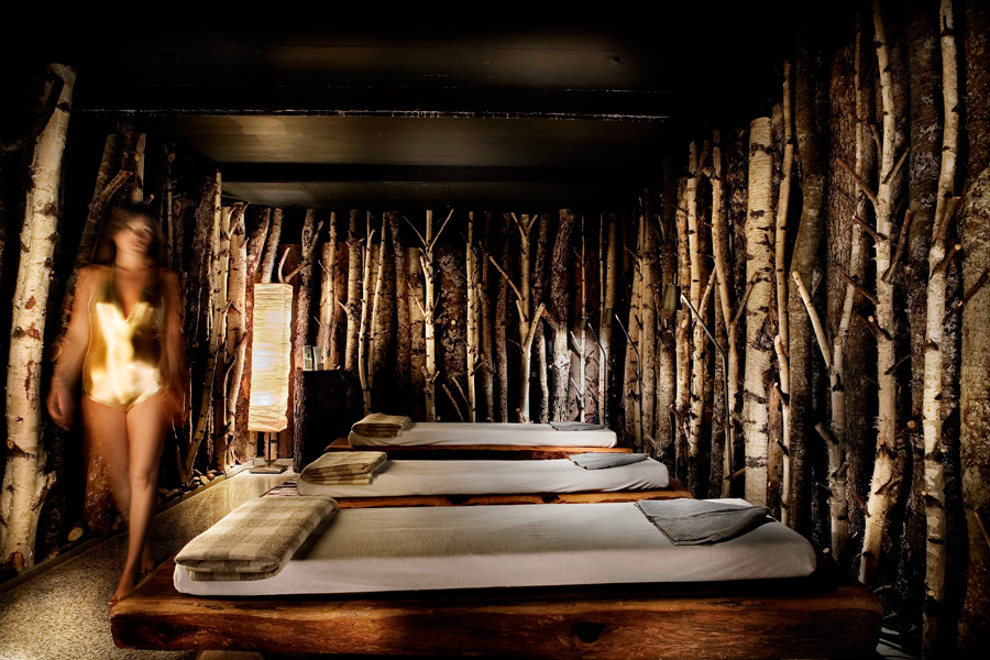Fermes de Marie, hotel luxe salle de mariage Megève vacances d'hiver
