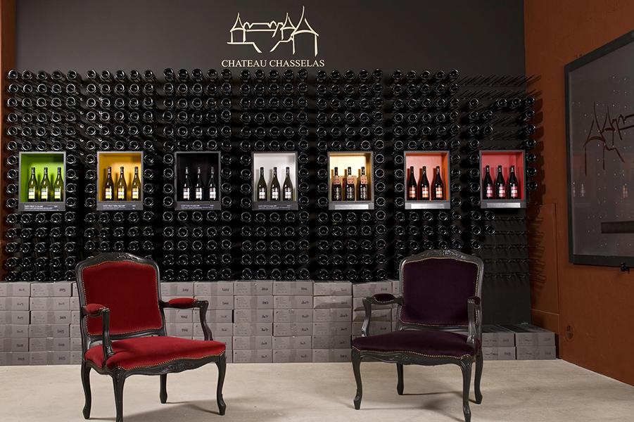 vins de bourgogne réception de mariage Château de Chasselas partenaire lyon-mariage.com