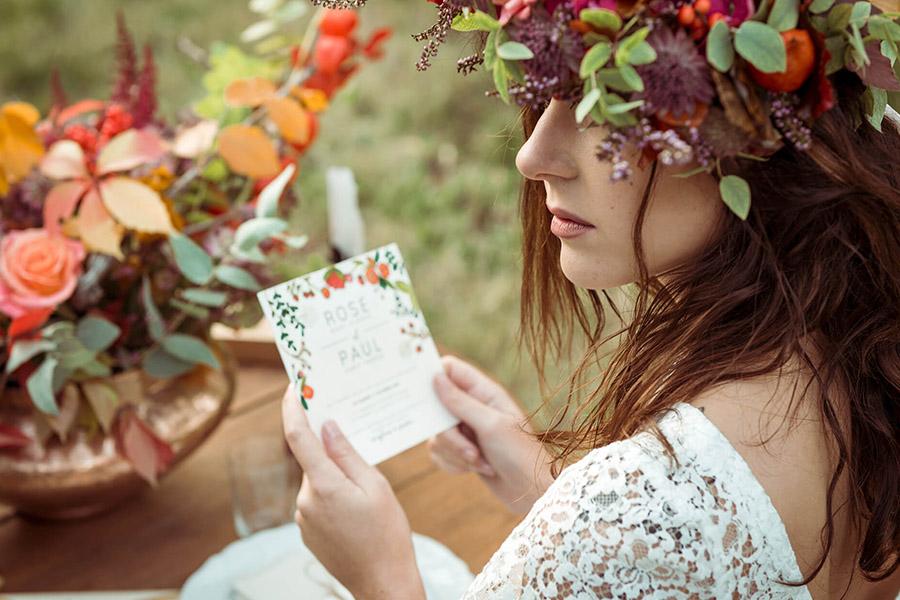 Seance_octobre_2017_emilie_garcin_20 faire part bucolique et champêtre mariée