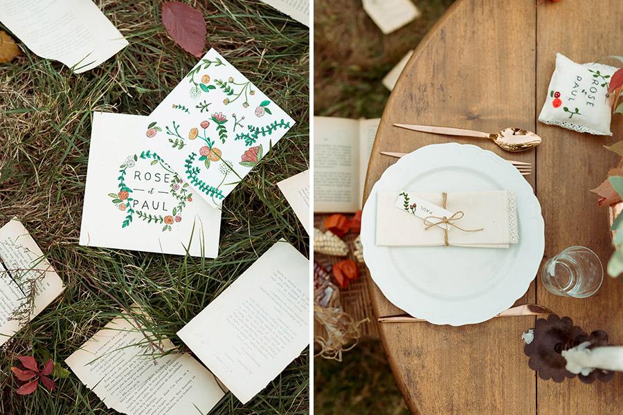 Seance_octobre_2017_emilie_garcin_26 bucolique et champêtre décoration assiettes et faire part