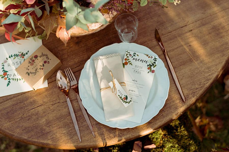 Seance_octobre_2017_emilie_garcin_36 décoration assiette et faire part champêtre couverts argents