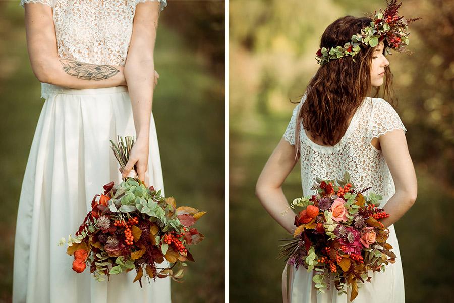 Seance_octobre_2017_emilie_garcin_37 style look mariée champêtre bouquet fleurs orangers champêtres