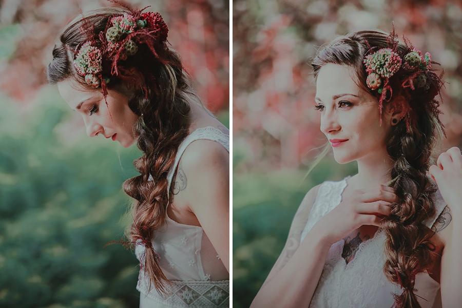 chronique-coiffure-automne-amelie-gouttenoire-fleurs-rouge-lyon-mariage tendance coiffure mariage d'hiver