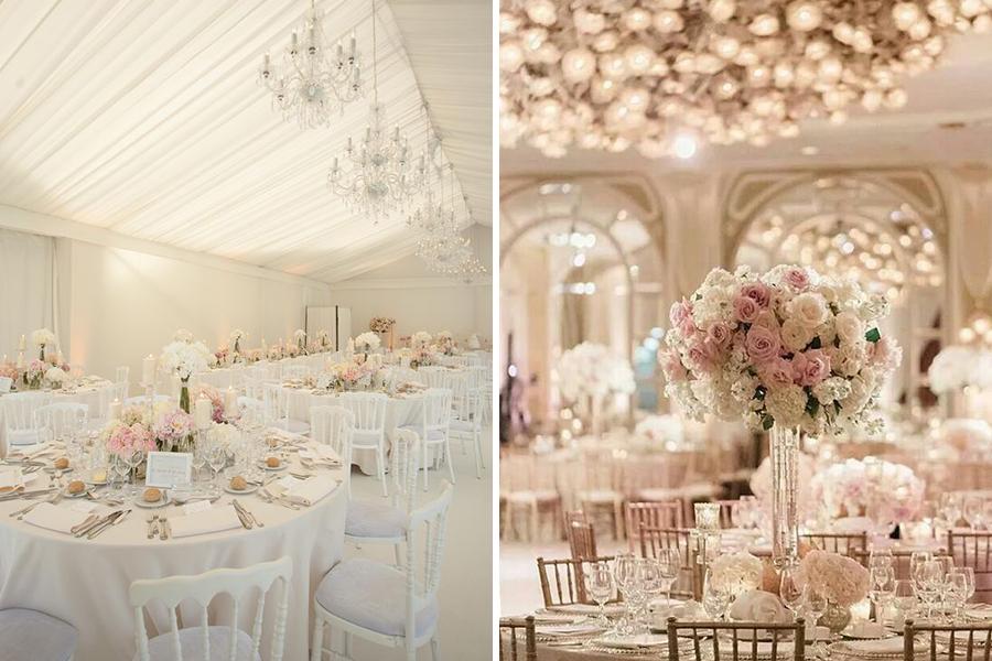 Chronique lyon mariage 31 décembre - decoration rose et cocooning