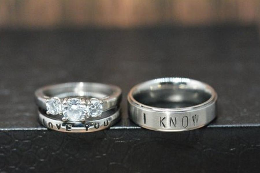 Chronique idées pour un thème mariage Star Wars - Emmaline Bride - Alliance