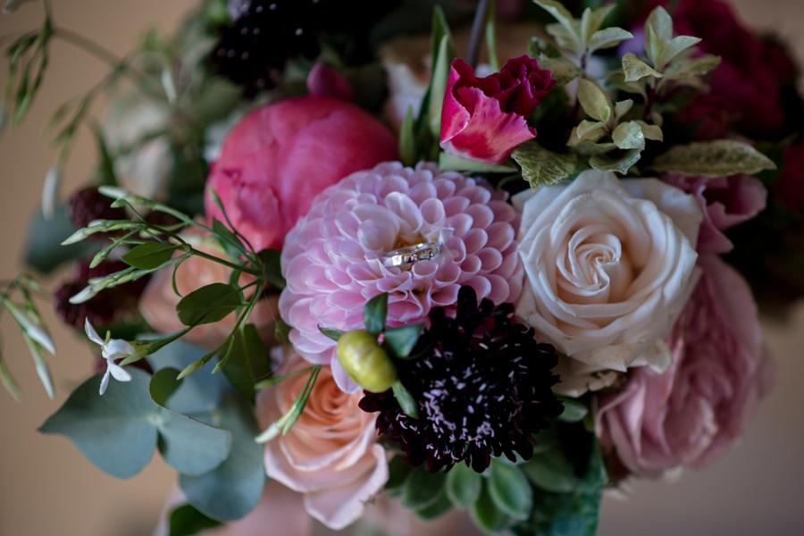 Wedding Planner à Lyon Lyloo et Maloé, bouquet de fleurs