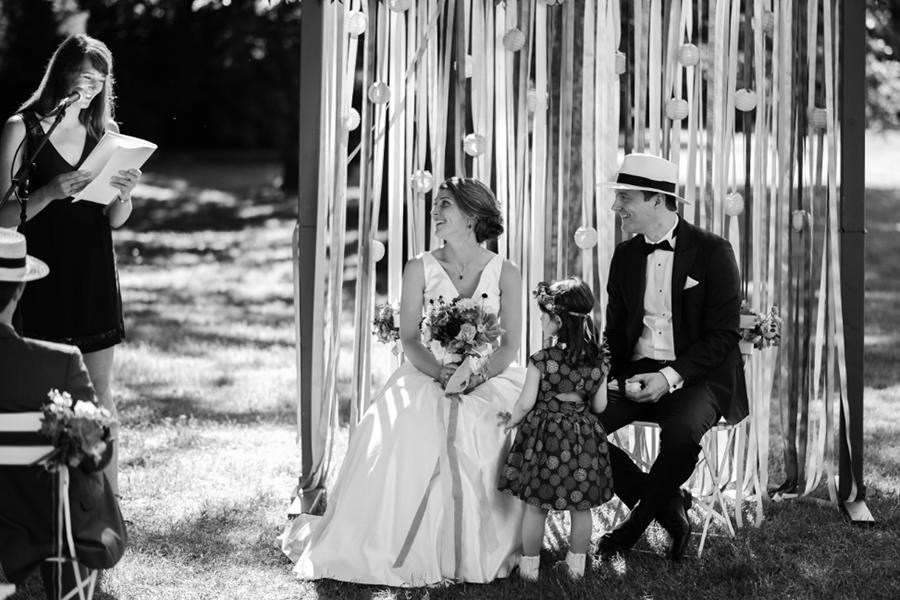 Wedding Planner à Lyon Lyloo et Maloé, lieu de cérémonie les mariés