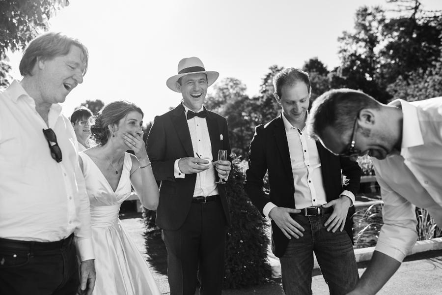 Wedding Planner à Lyon Lyloo et Maloé, les mariés et les invités