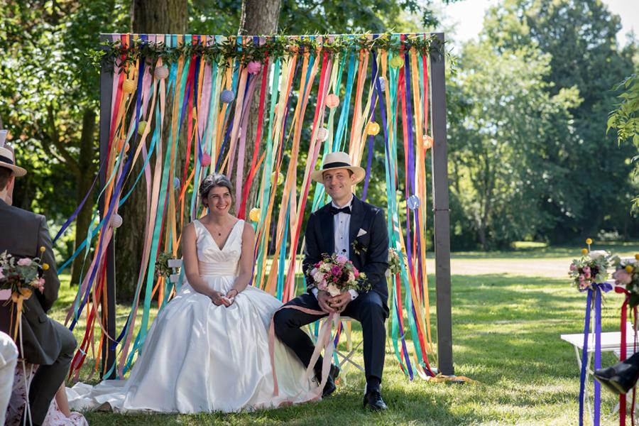 Wedding Planner à Lyon Lyloo et Maloé, cérémonie