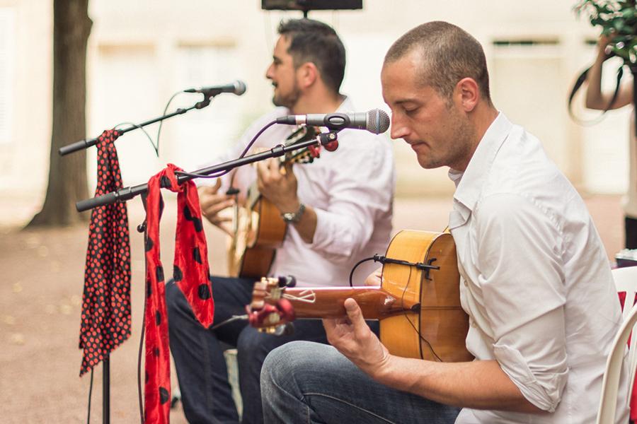 Mon joli jour wedding planner - chanteur musique