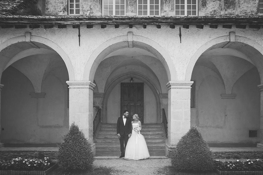 Mon joli jour wedding planner - shooting photo des mariés
