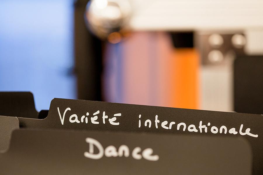 DJ Animation key des artistes bar à vinyles classement Dance et variété internationale
