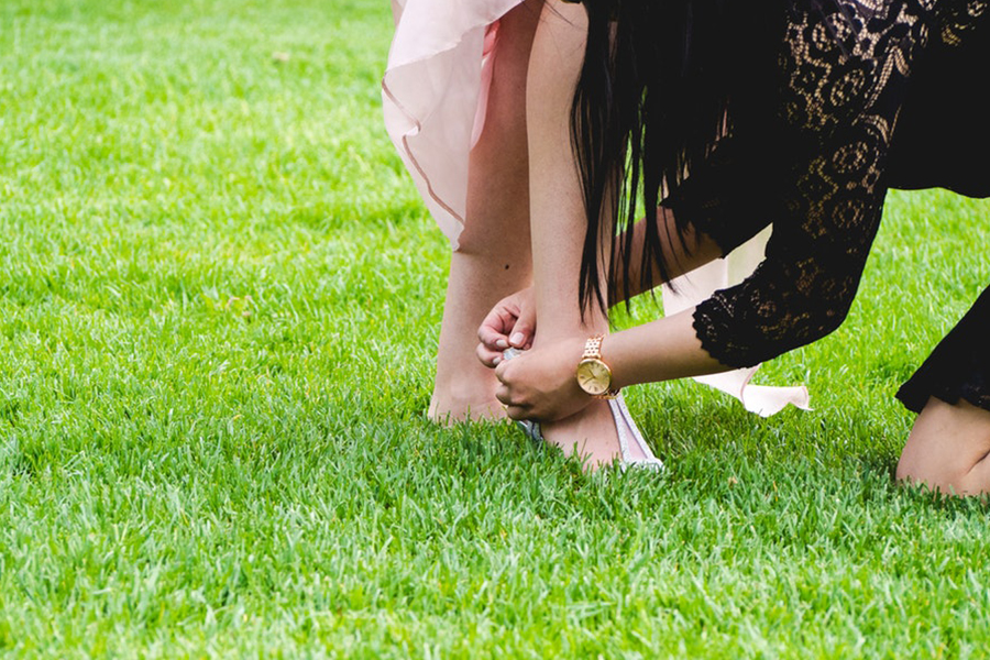 chronique demoiselle d'honneur lyon mariage préparatifs chaussures