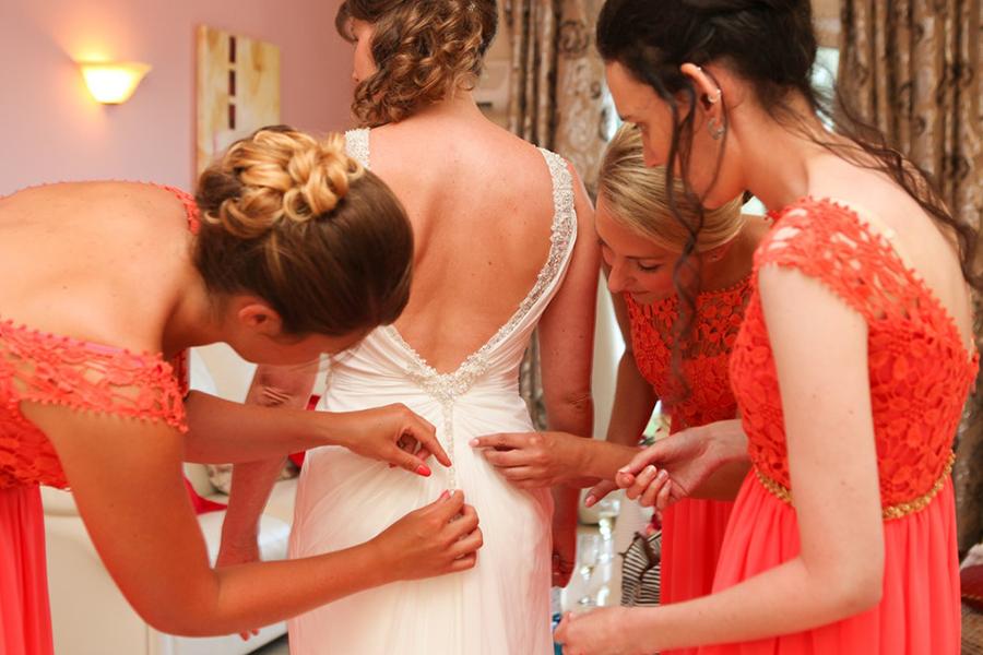chronique demoiselle d'honneur lyon mariage préparatifs robe photo