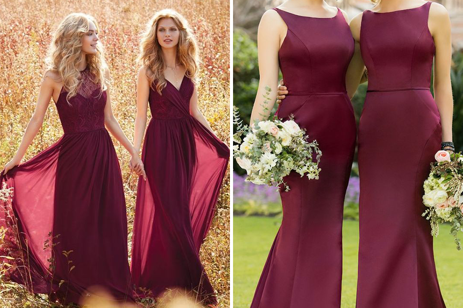 Chronique lyon mariage dress code bordeaux robe moulante