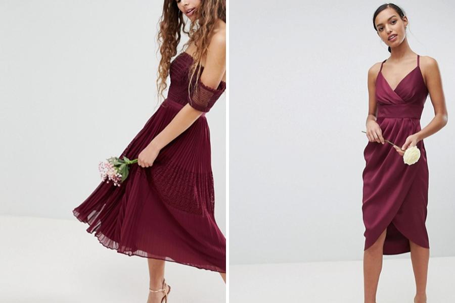 Chronique lyon mariage dress code bordeaux jupon robe moulante ASOS