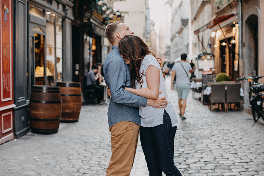 Chronique photographe mariage lyon histoires brutes shooting photo : Vieux Lyon