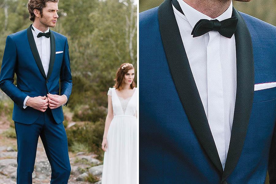 Chronique samson costume idée choisir son costume bleu foncé