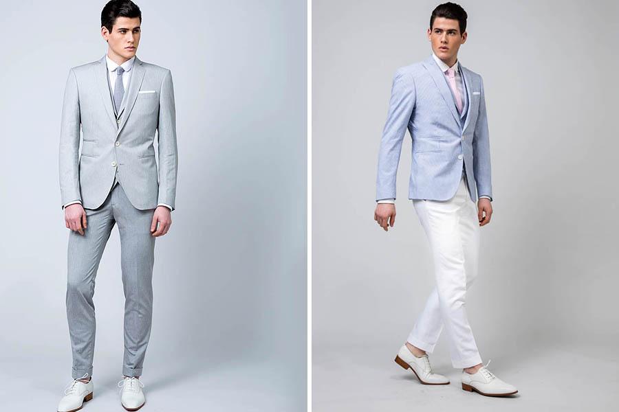 Chronique samson costume idée choisir son costume bleu clair et rose