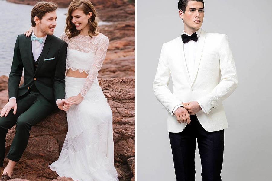 Chronique samson costume idée choisir son costume noir et blanc