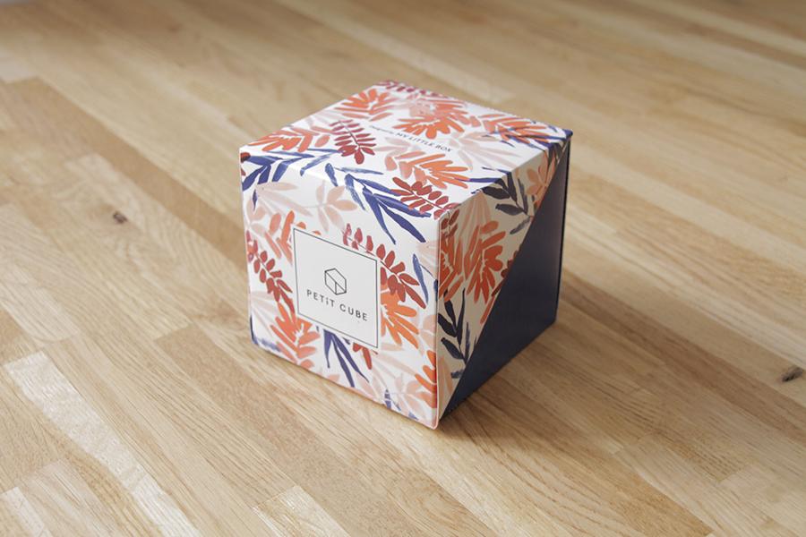 Chronique cadeaux d'invités le petit cube