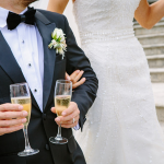 Chronique mariage haut-de-gamme lyon mariage x carnets du luxe toast cérémonie une