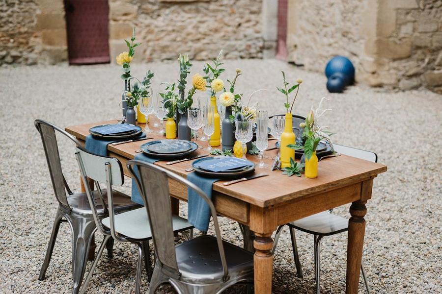 Fleuriste lyon mariage Art végétal inspiration folk décoration fleurie