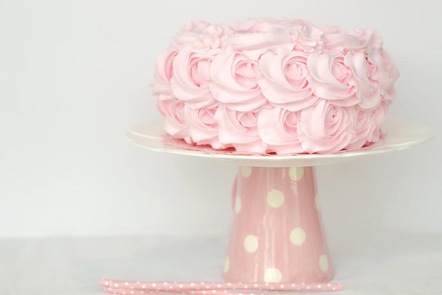chronique wedding cake lyon mariage rose