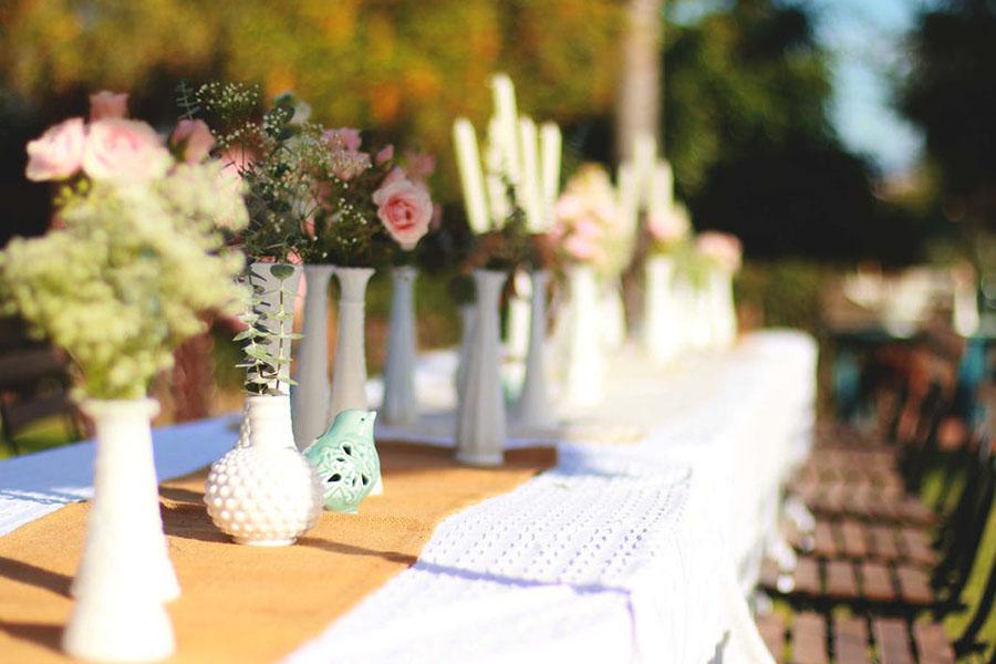 chronique mariage champetre chemin de bois sol