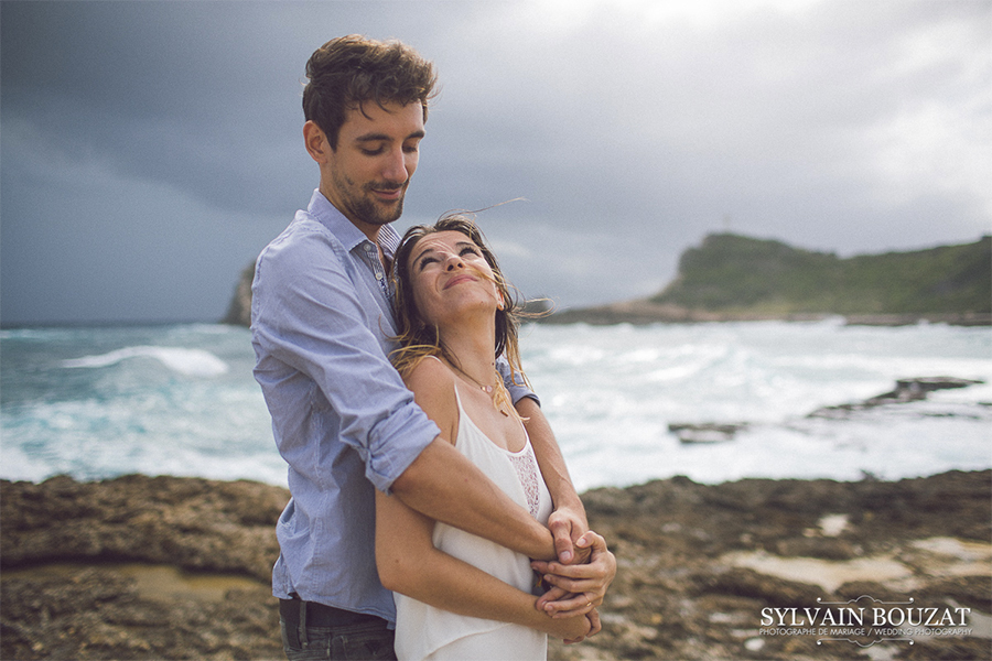 Mariage à l'étranger en Guadeloupe par Sylvain bouzat photographe mariage