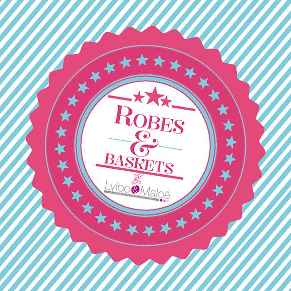 Robes & Baskets course en robe de mariée à lyon Lyloo&Maloé partenaire lyon-mariage.com
