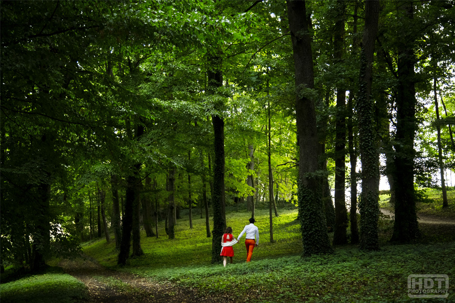 Séance d'engagement PlayTime & Love HDT Photography, partenaire Lyon-mariage.com