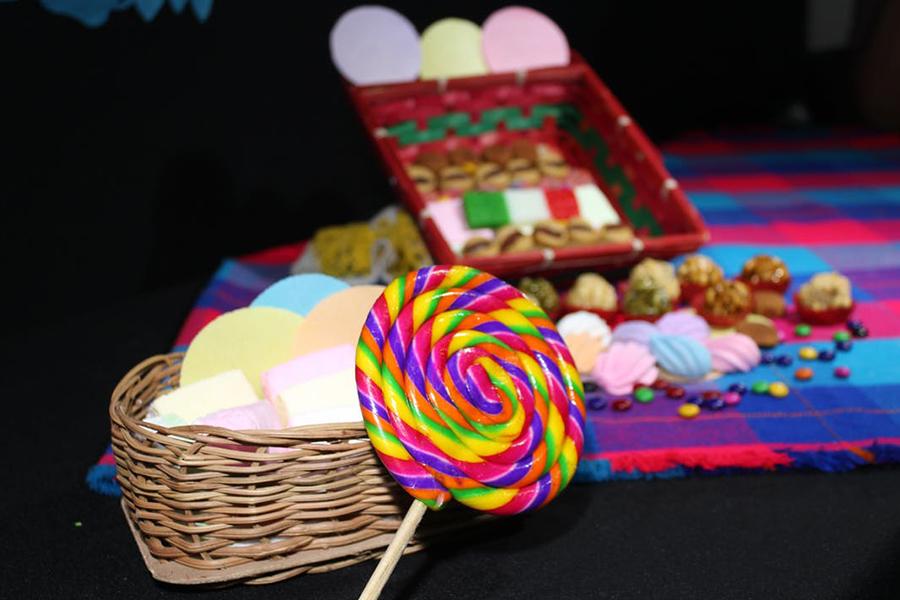 Chronique générique mariage lyon bars mariage bonbons sucette chamallows