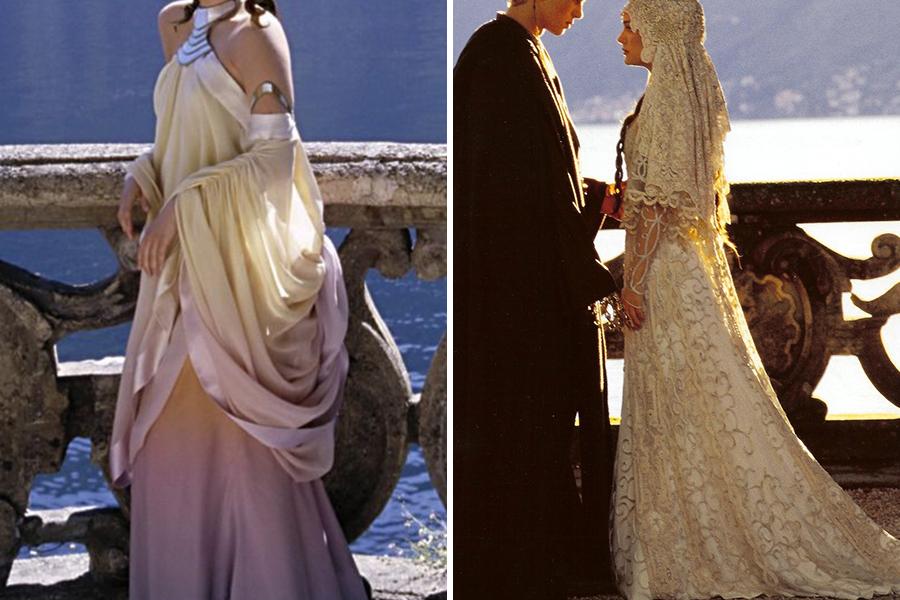Chronique idées pour un thème mariage Star Wars - Mariage Padmé et Anakin