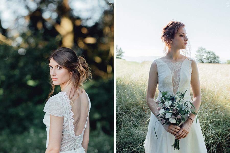 Chronique coiffure et maquillage beauty art coiffure lyon mariage forêt et champs