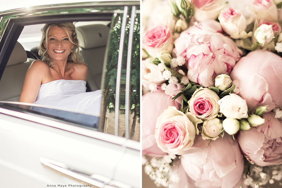 Mon joli jour wedding planner - bouquet de rose