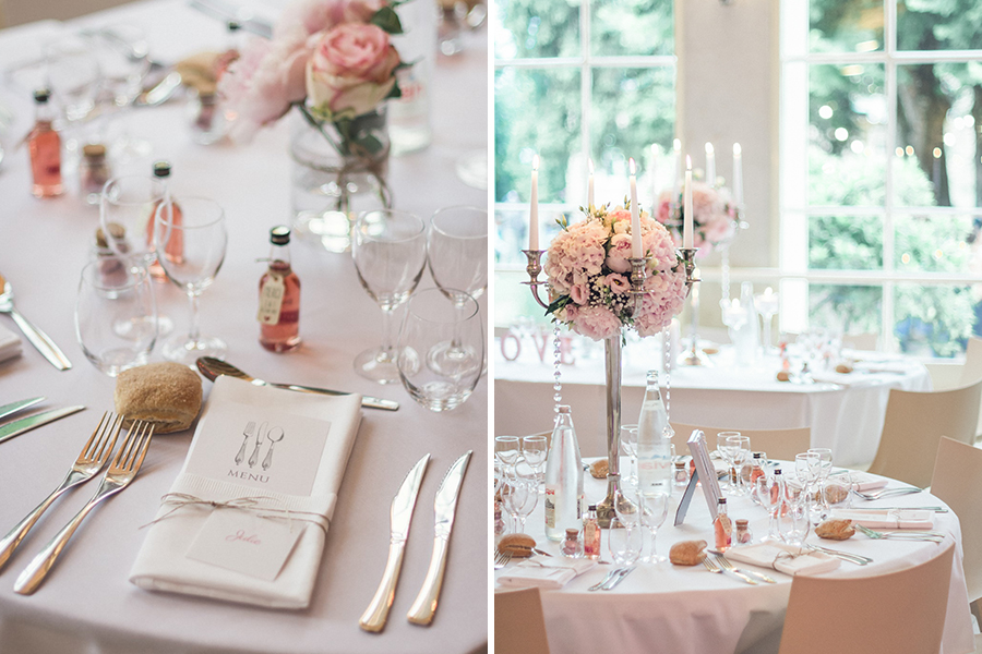 Mon joli jour wedding planner - décoration et centre de table