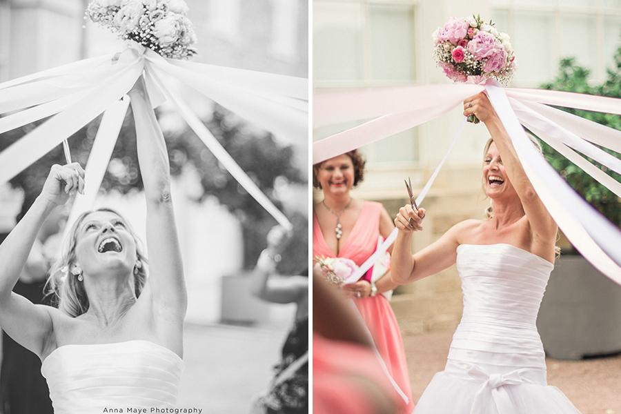 Mon joli jour wedding planner - shooting photo le bouquet de la mariée