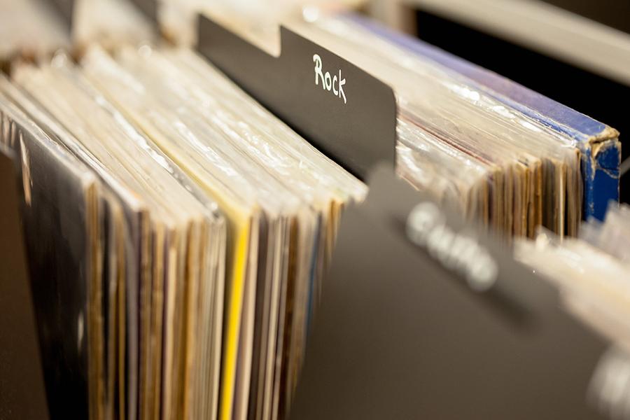DJ Animation key des artistes bar à vinyles classement rock