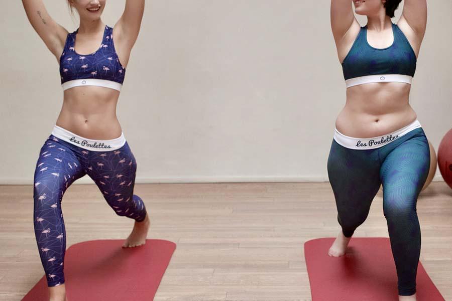 Les poulettes fitness et lyon mariage pour des conseils sports yoga