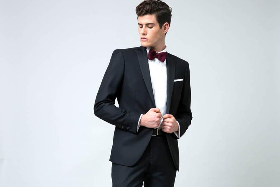Chronique samson costume idée choisir son costume noir rouge bordeaux une