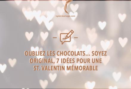 dées originales pour la Saint Valentin